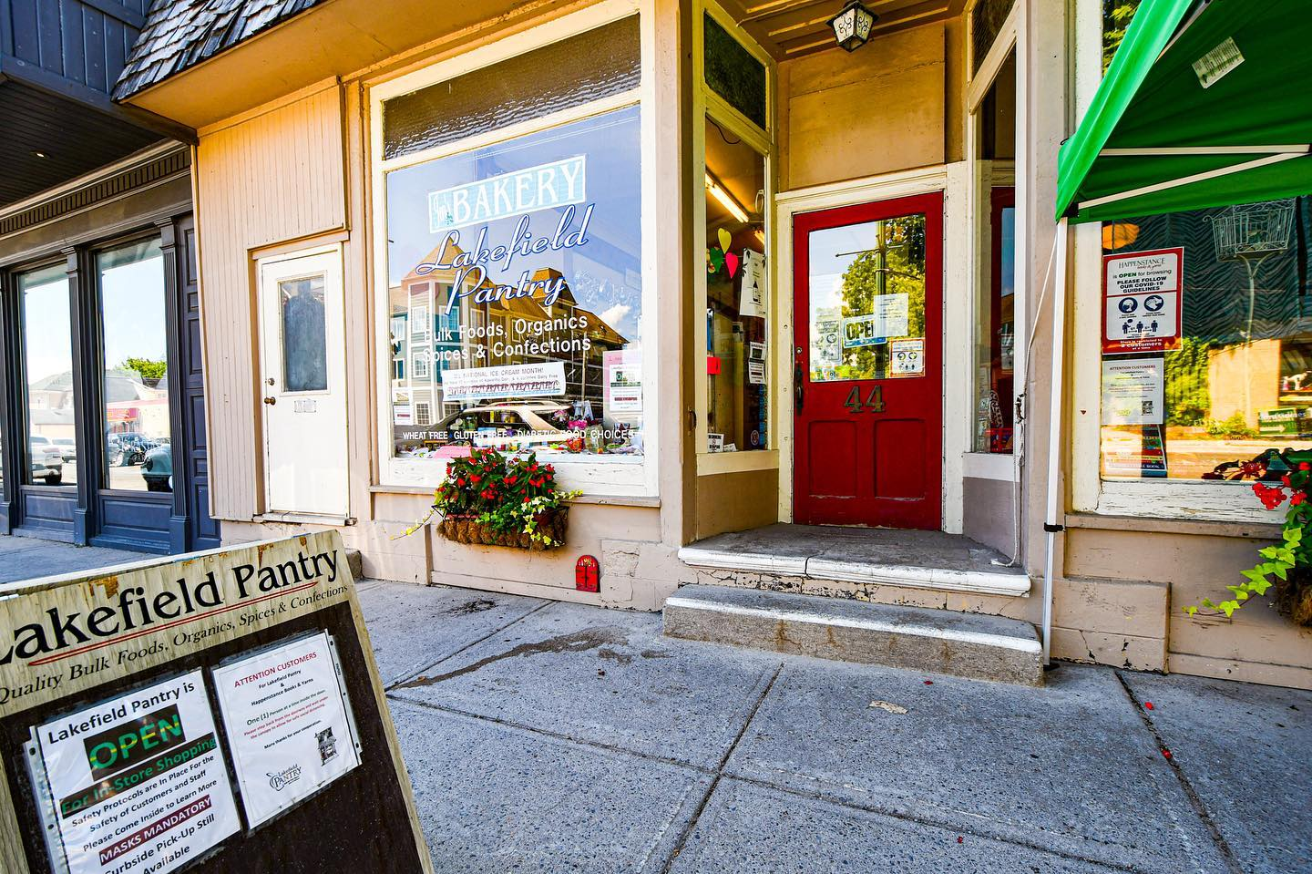 Lakefield Pantry storefront